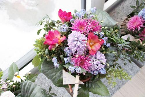 Unser neuer Blumenladen ist eröffnet!