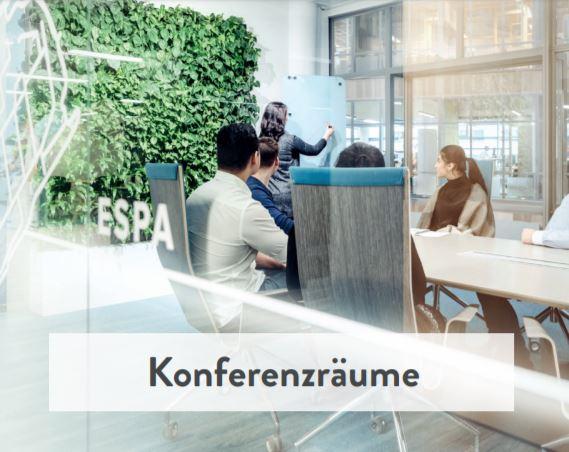 Naava Natur Trenwand für Konferenzräume